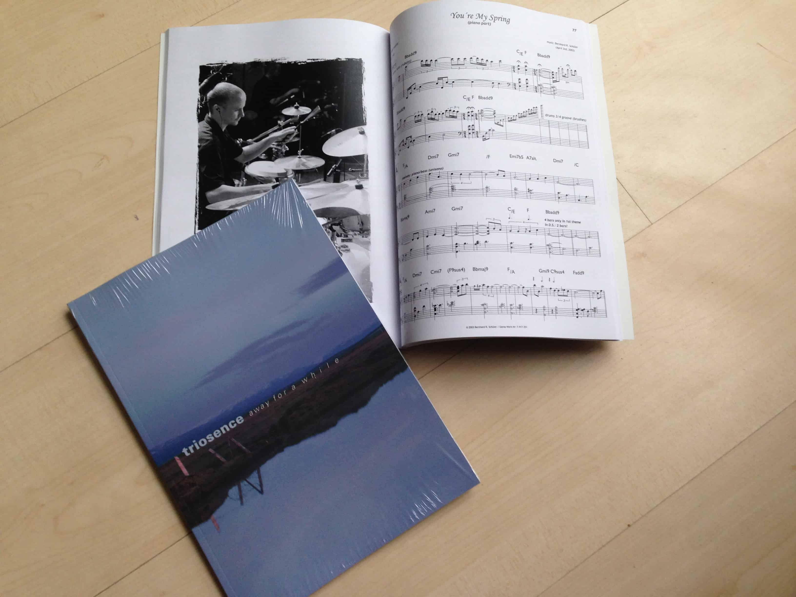 Away For A While Songbook now available