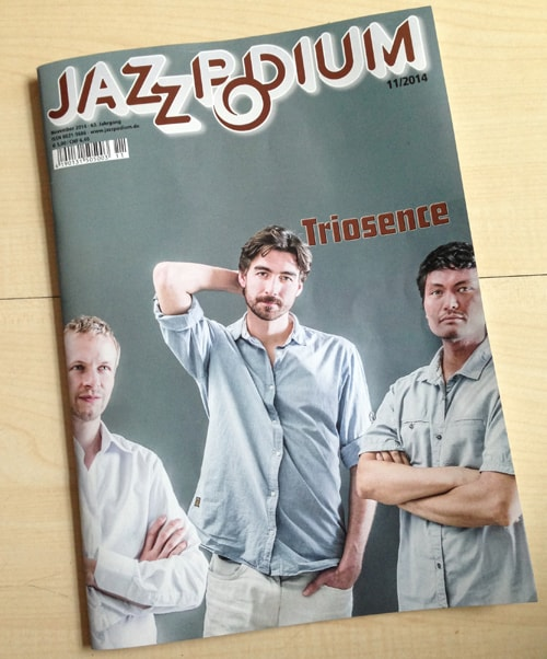 JAZZPODIUM COVER 500